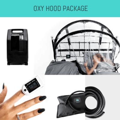 oxy hood hypoxic sleep