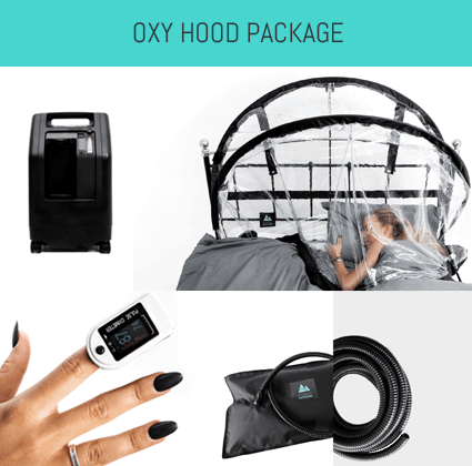 oxy hood hypoxic sleep