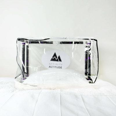 altitude head tent