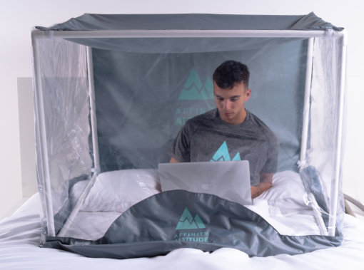 double bed altitude tent